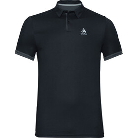 Odlo F-Dry Polo Manches courtes Homme, black